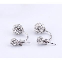 Eiffel tornyos bájos divat fülbevaló