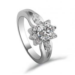 Csillag alakú kristály nyaklánc