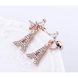 Szarvas agancs alakú ezüst lánc