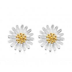 Kocka alakú medálos ezüst nyaklánc