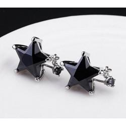 Top minőségű koreai vörös szív alakú medál